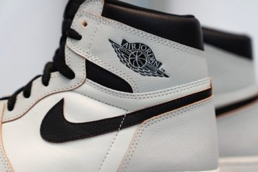 "Air Jordan 1 Retro High OG ""Light Smoke Grey"" のビジュアルが浮上"