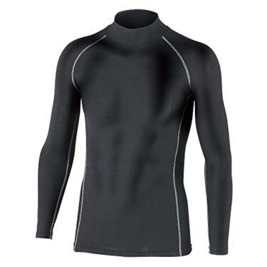 本当にそのおたふく手袋 ボディータフネス 保温 コンプレッション パワーストレッチ 長袖 ハイネックシャツ JW-170 ブラック Mは必要ですか?