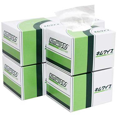 ほとんどの人が気づいていない日本製紙クレシア キムワイプ S-200 箱入り 120×215mm 200枚 6個入のヒミツをご存じですか?